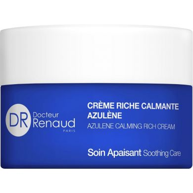 Dr Renaud Crème Riche Calmante Azulène Dermazulène