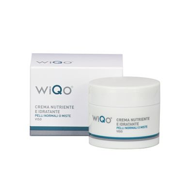 WiQo Moisturising Cream Normal Combination Skin